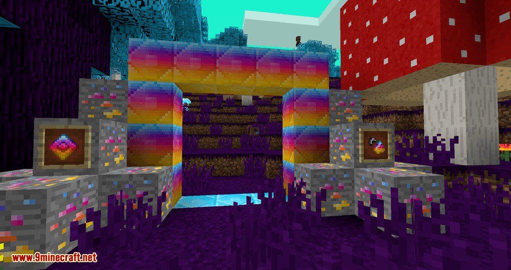 The Crystallia mod for minecraft 09