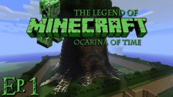 The Legend of Zelda- Ocarina of Time Map Thumbnail