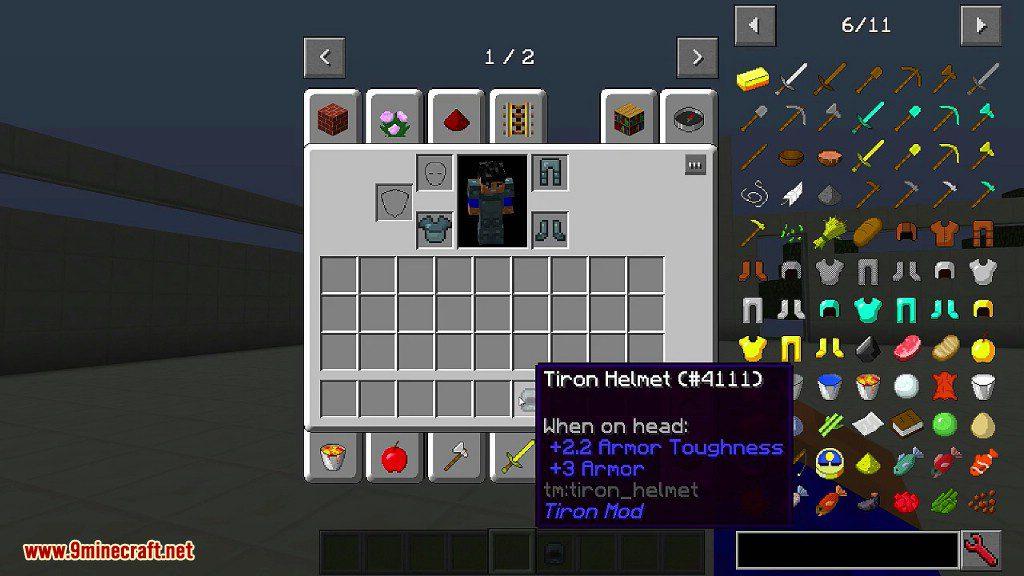 Tiron Mod Screenshots 1