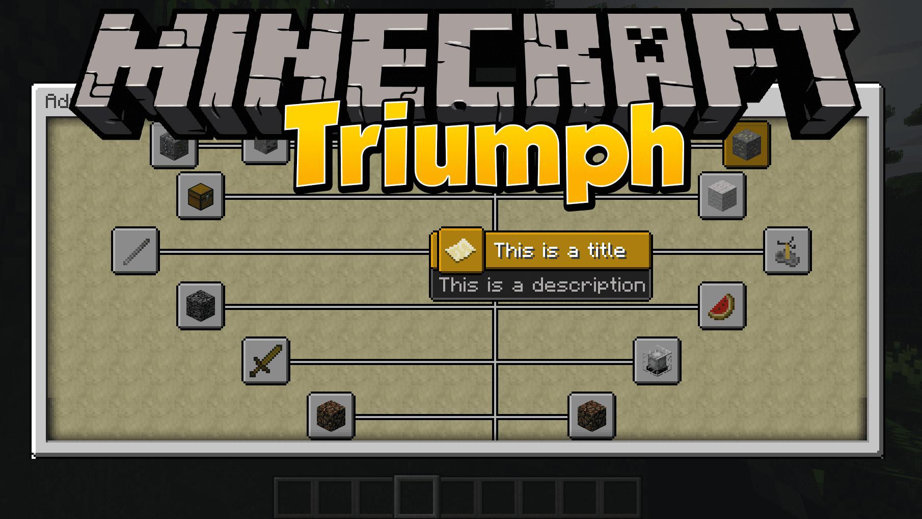 Triumph Mod