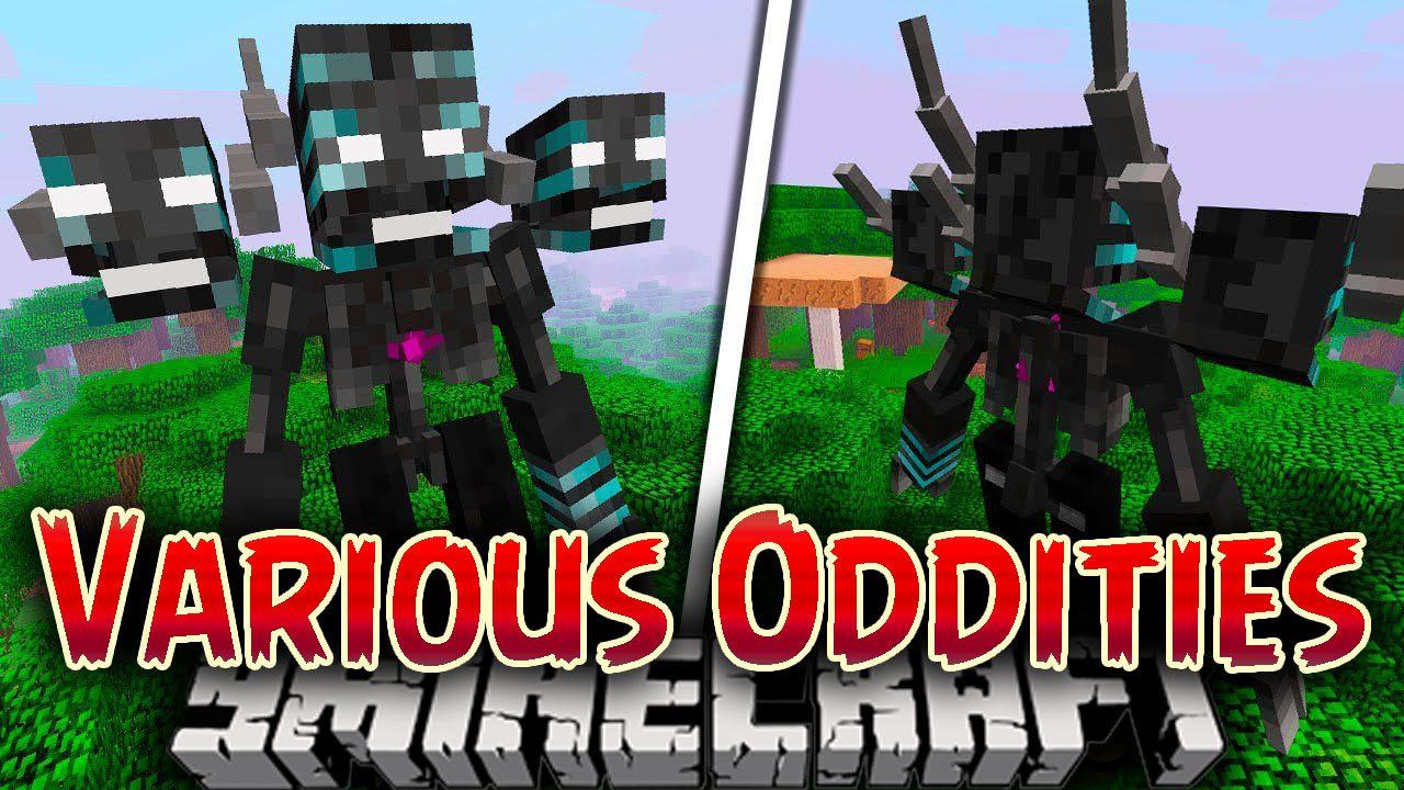 Various Oddities Mod