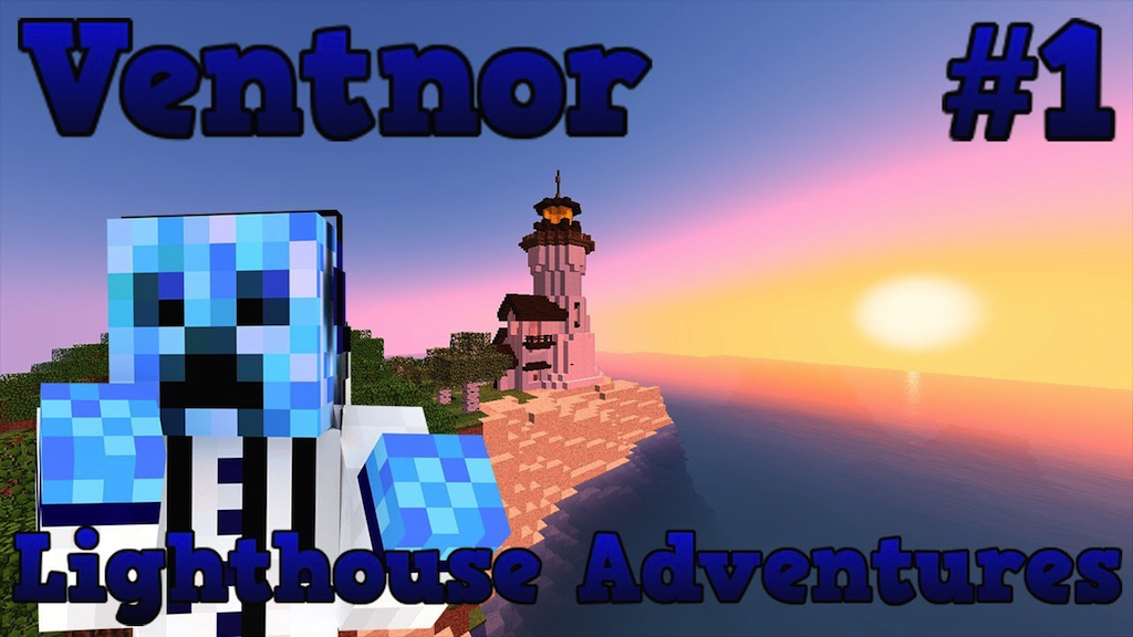 Ventnor #1: Lighthouse Adventures Map Thumbnail