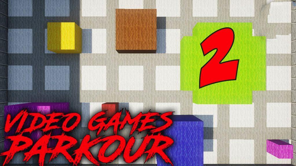 Video Games Parkour 2 Map Thumbnail