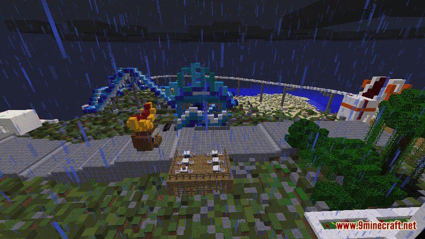 Volcanic Resort Map Screenshots 11