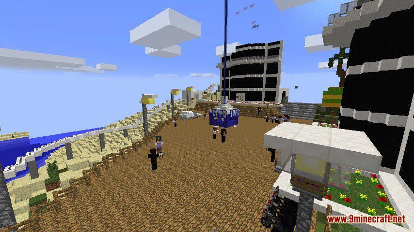 Volcanic Resort Map Screenshots 5