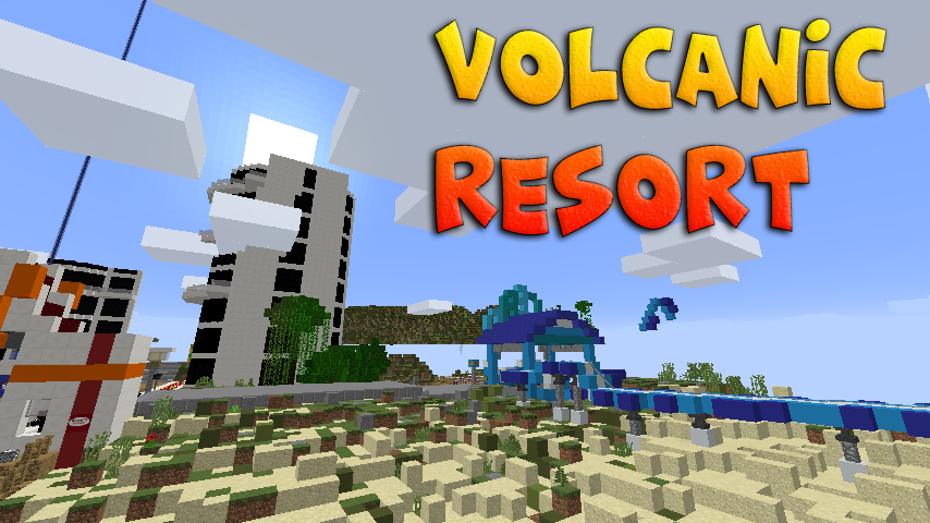 Volcanic Resort Map Thumbnail