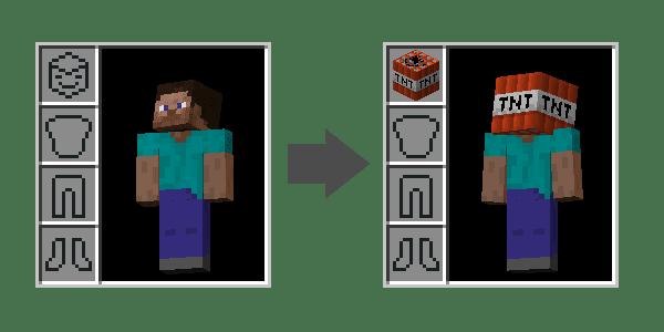 Wearable Blocks Mod Screenshots 2