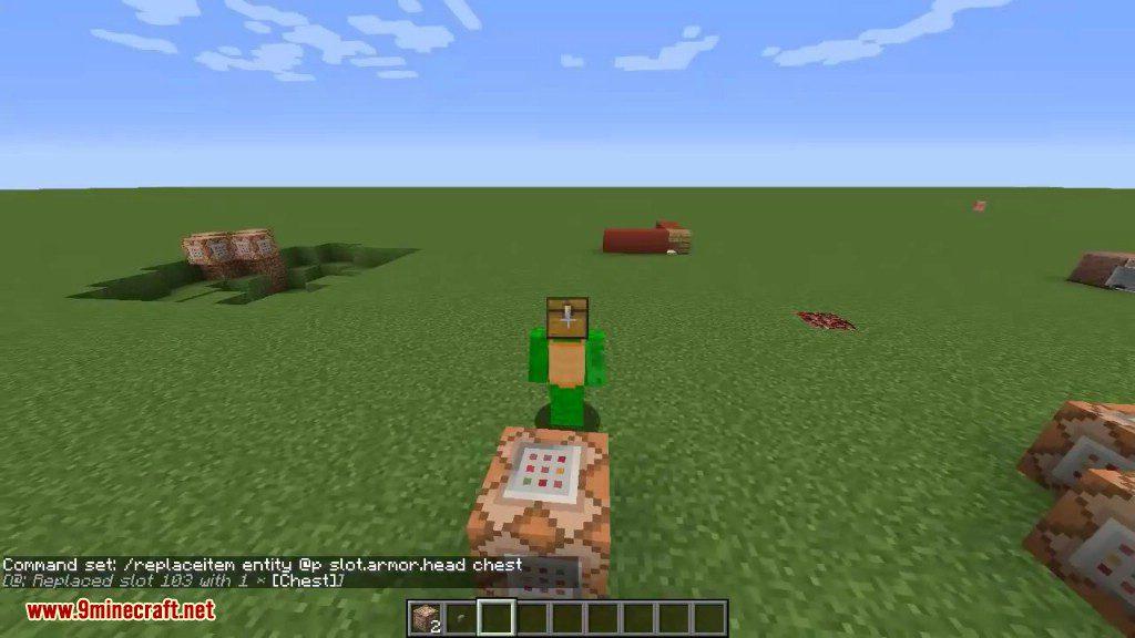 Wearable Blocks Mod Screenshots 4