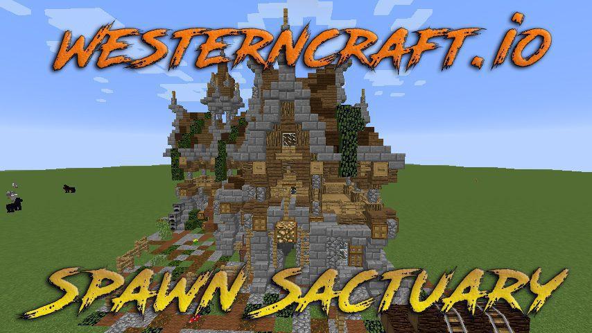 Westerncraft.io Spawn Sactuary Map Thumbnail