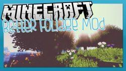 Better Foliage Mod Logo