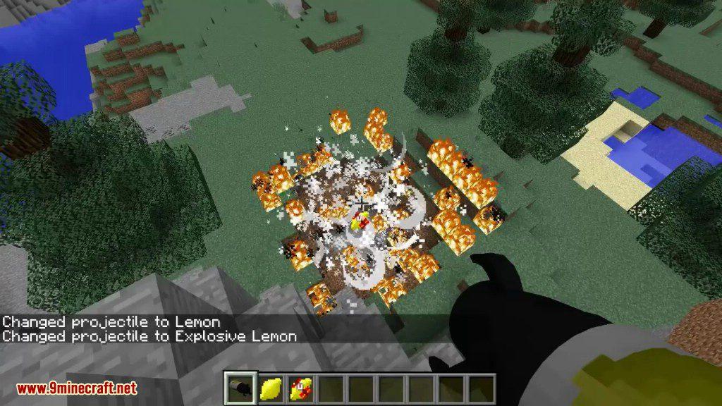 Combustible Lemon Launcher Mod Screenshots 13