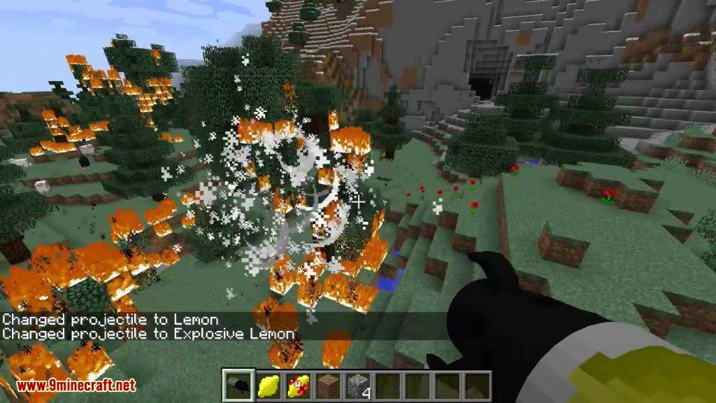 Combustible Lemon Launcher Mod Screenshots 14
