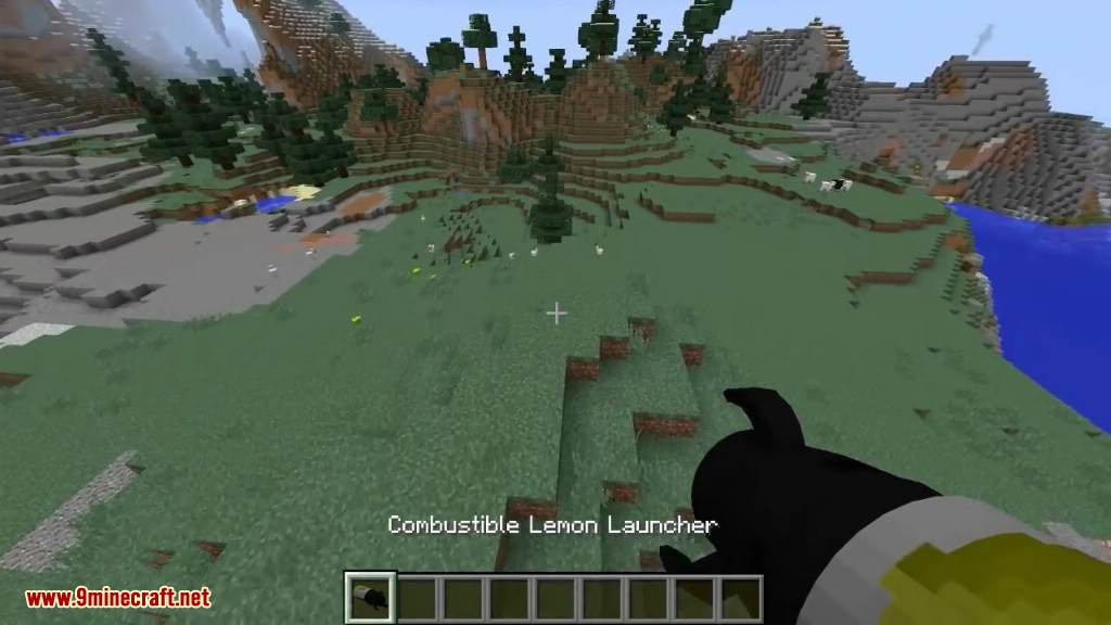 Combustible Lemon Launcher Mod Screenshots 6