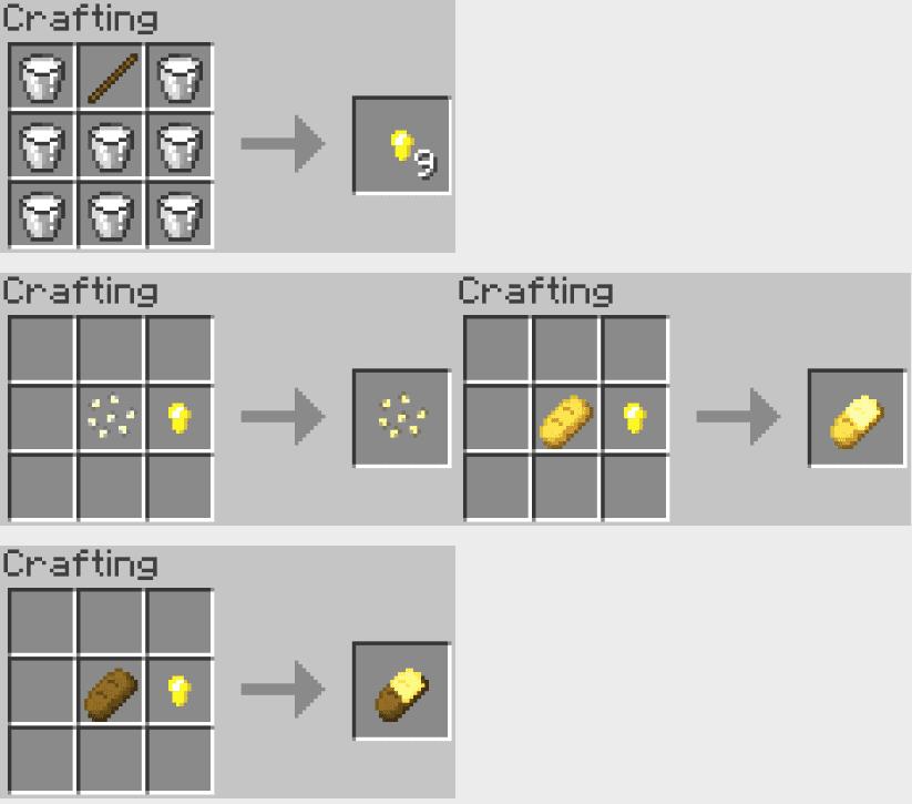 Complex Crops Mod Crafting Recipes 2