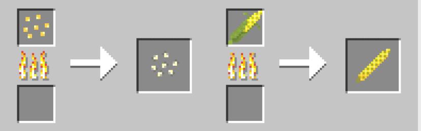 Complex Crops Mod Crafting Recipes 3