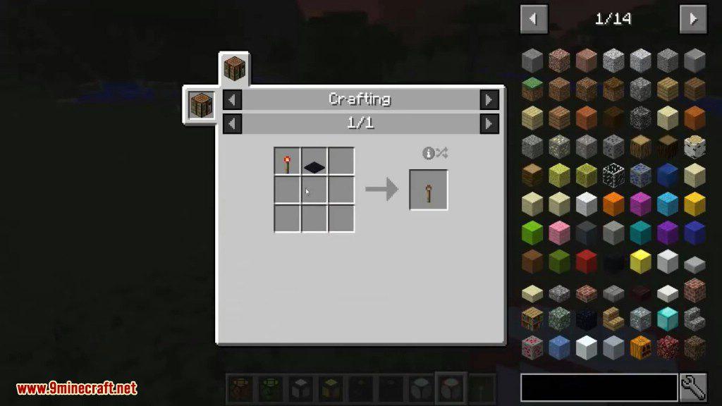Dazzle Mod Crafting Recipes 1
