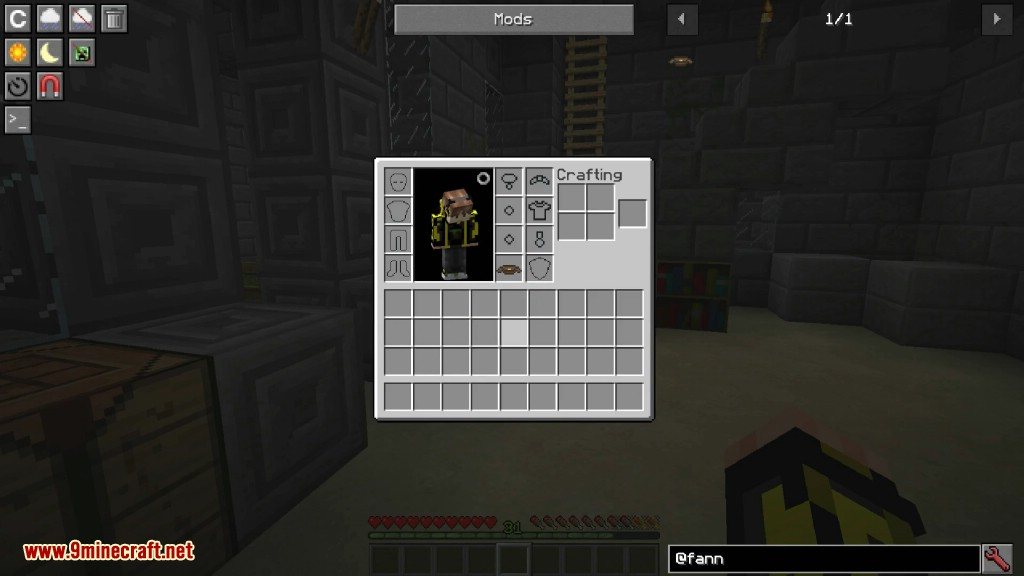 FannyPack Mod Screenshots 2