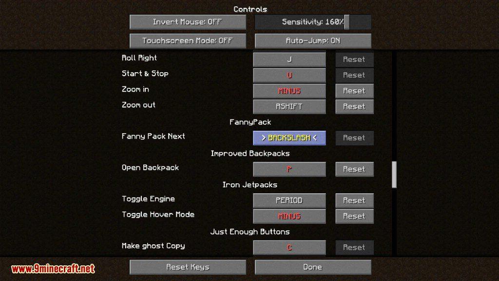 FannyPack Mod Screenshots 3