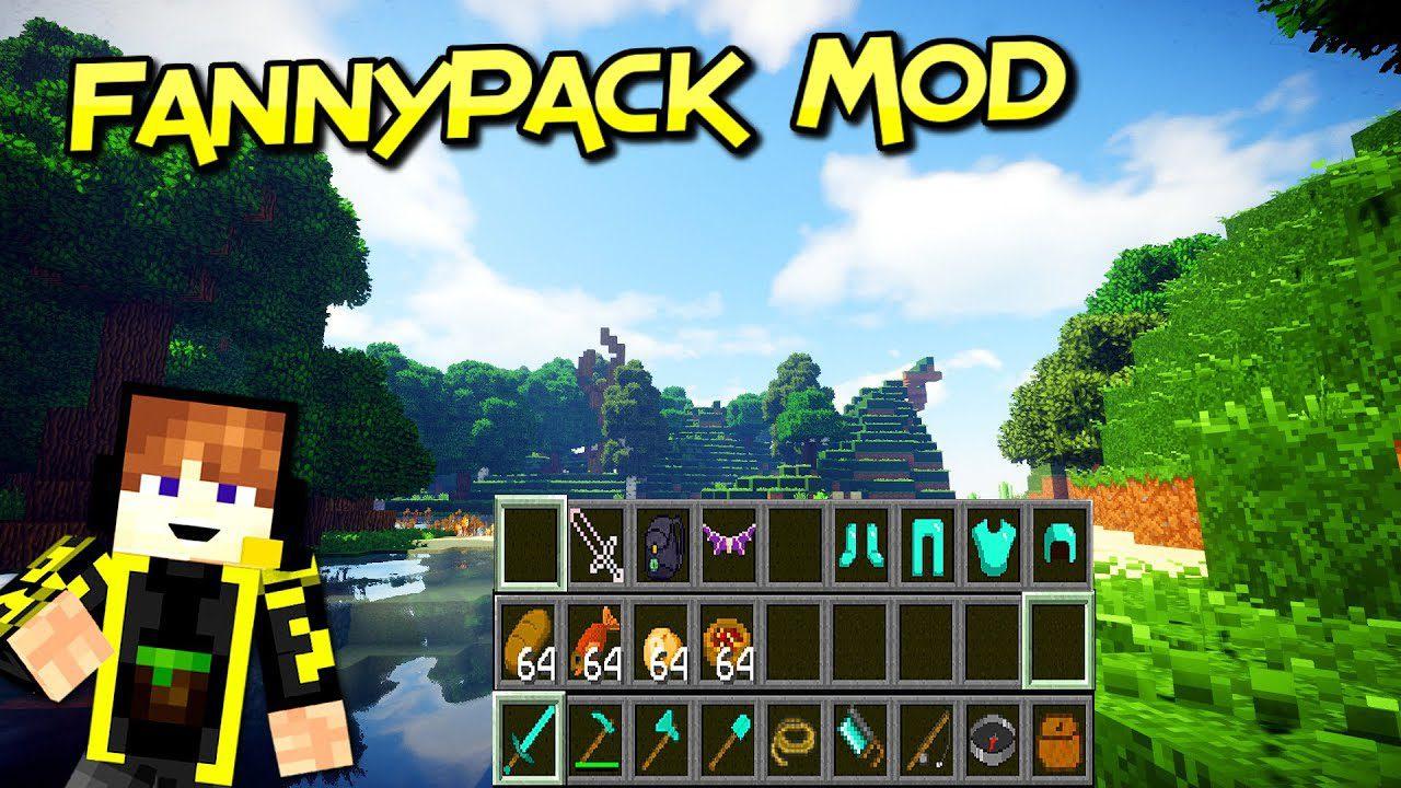 FannyPack Mod
