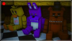 Five Nights At Freddy's Redux Resource Pack
