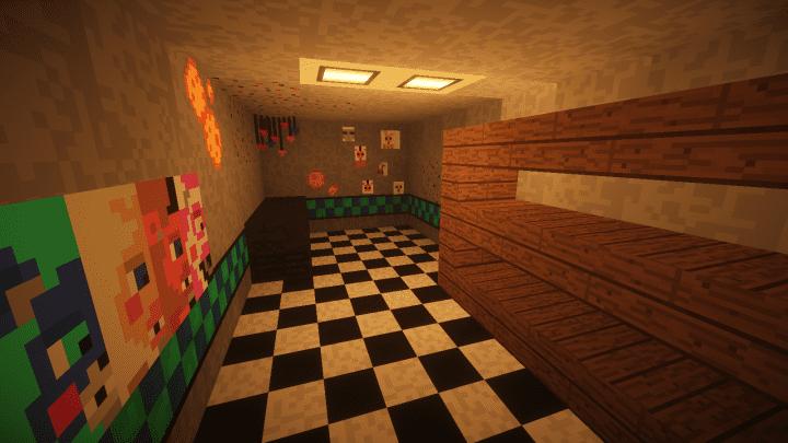 Five Nights At Freddy's Redux Resource Pack Screenshots 2