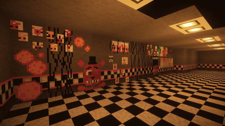 Five Nights At Freddy's Redux Resource Pack Screenshots 5