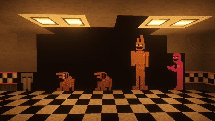 Five Nights At Freddy's Redux Resource Pack Screenshots 6