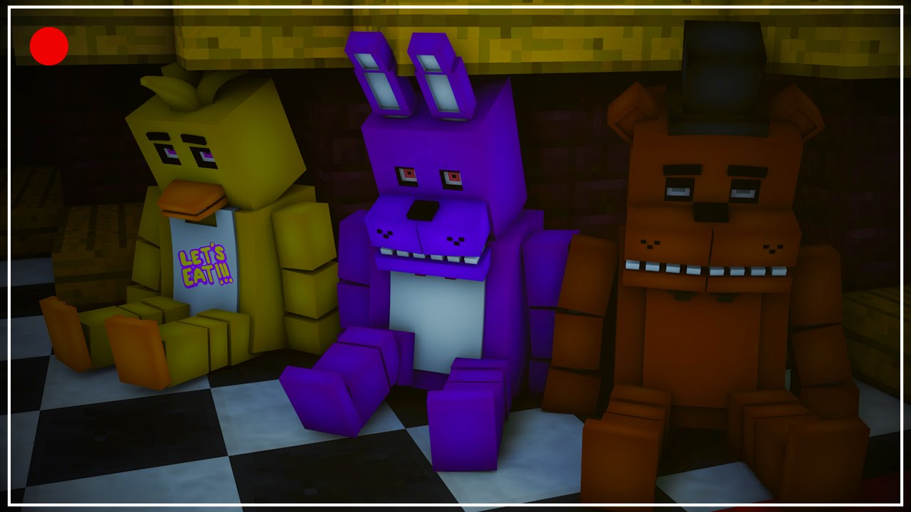 Five Nights At Freddy's Redux Resource Pack 1 12 2/1 11 2