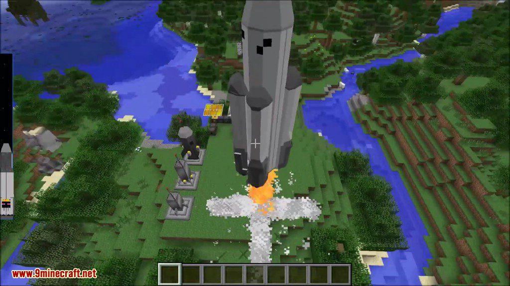 Galaxy Space Mod Screenshots 10
