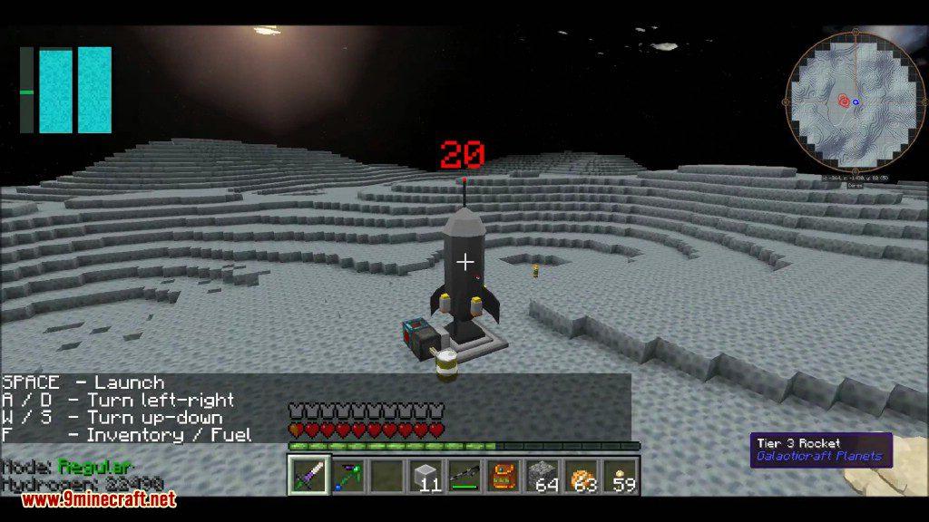 Galaxy Space Mod Screenshots 29