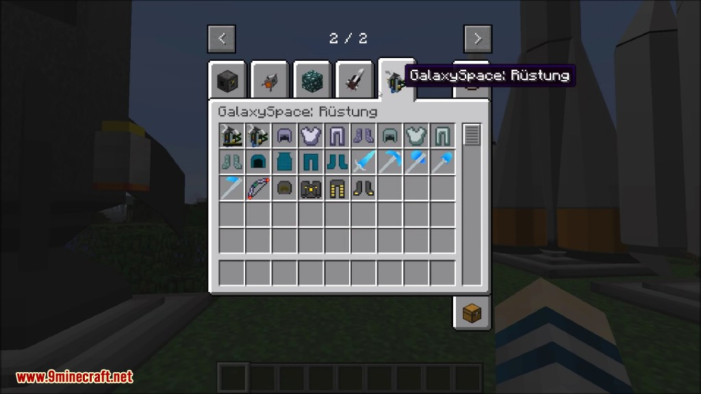 Galaxy Space Mod Screenshots 3
