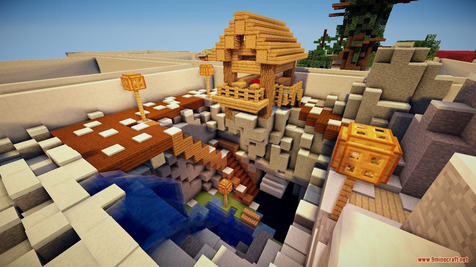 Golden Biomes Extreme Map Screenshots (11)