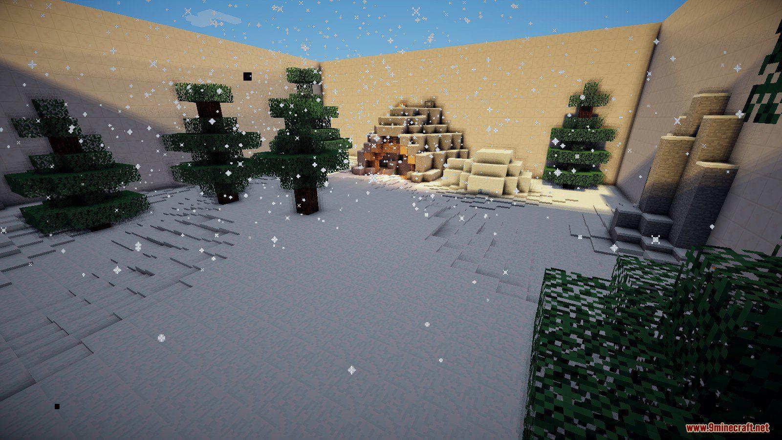 Golden Biomes Extreme Map Screenshots (13)