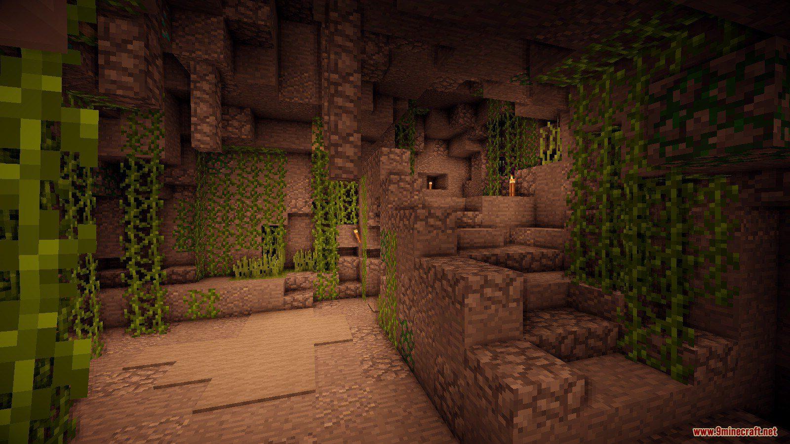 Golden Biomes Extreme Map Screenshots (15)