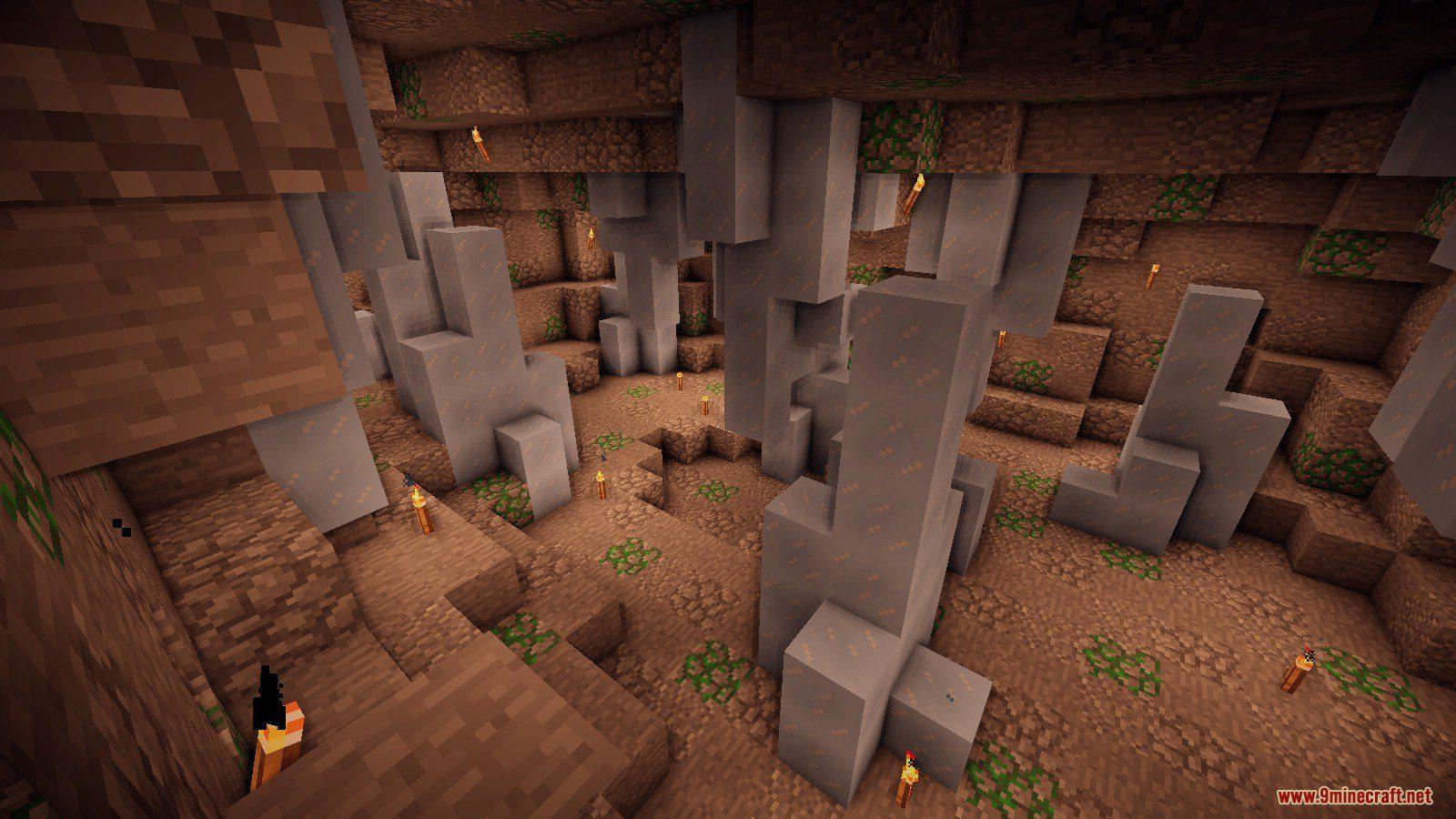Golden Biomes Extreme Map Screenshots (16)