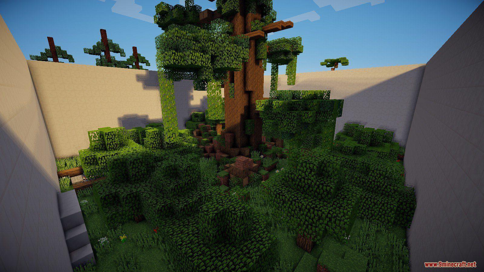 Golden Biomes Extreme Map Screenshots (17)