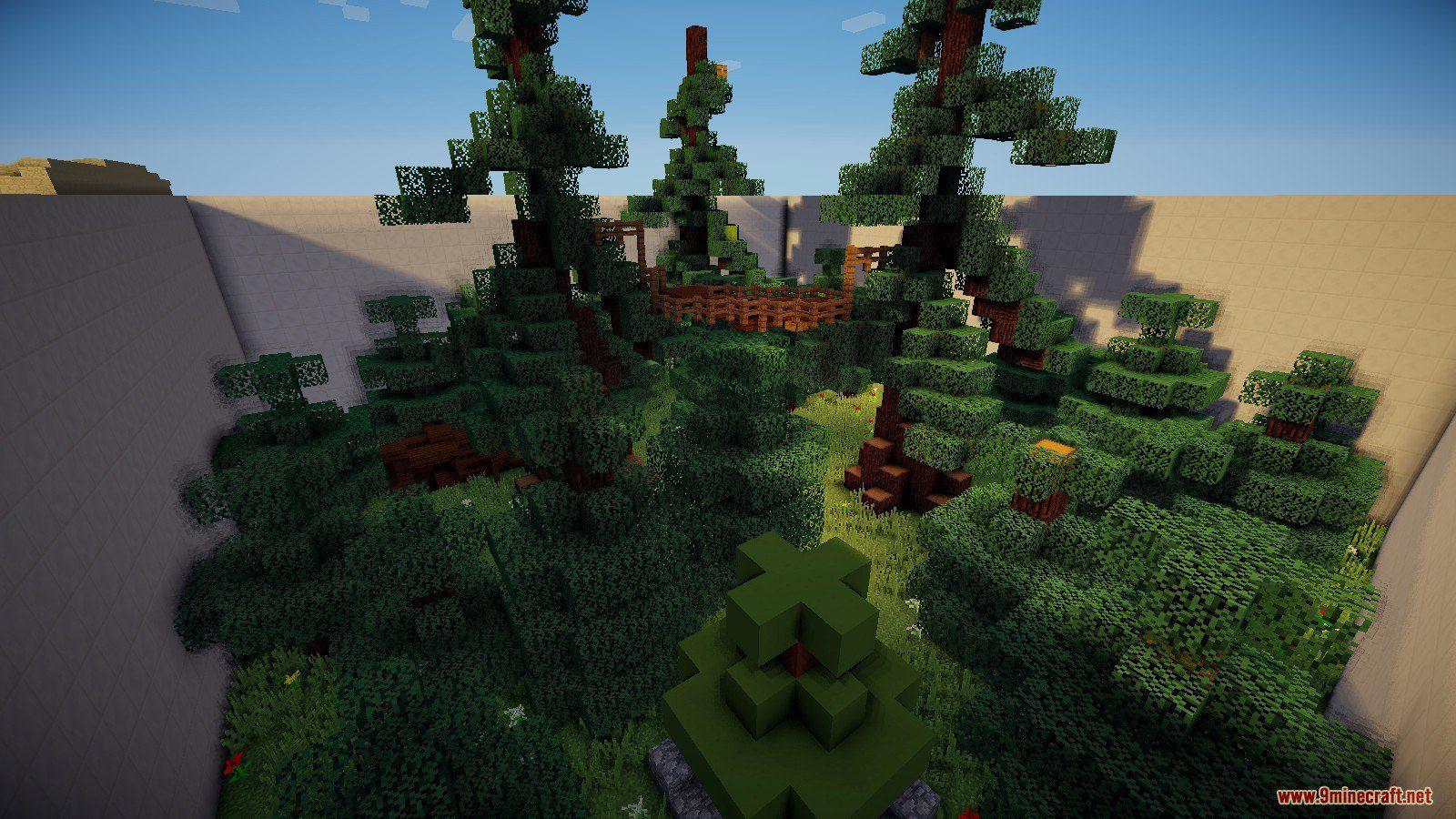 Golden Biomes Extreme Map Screenshots (20)