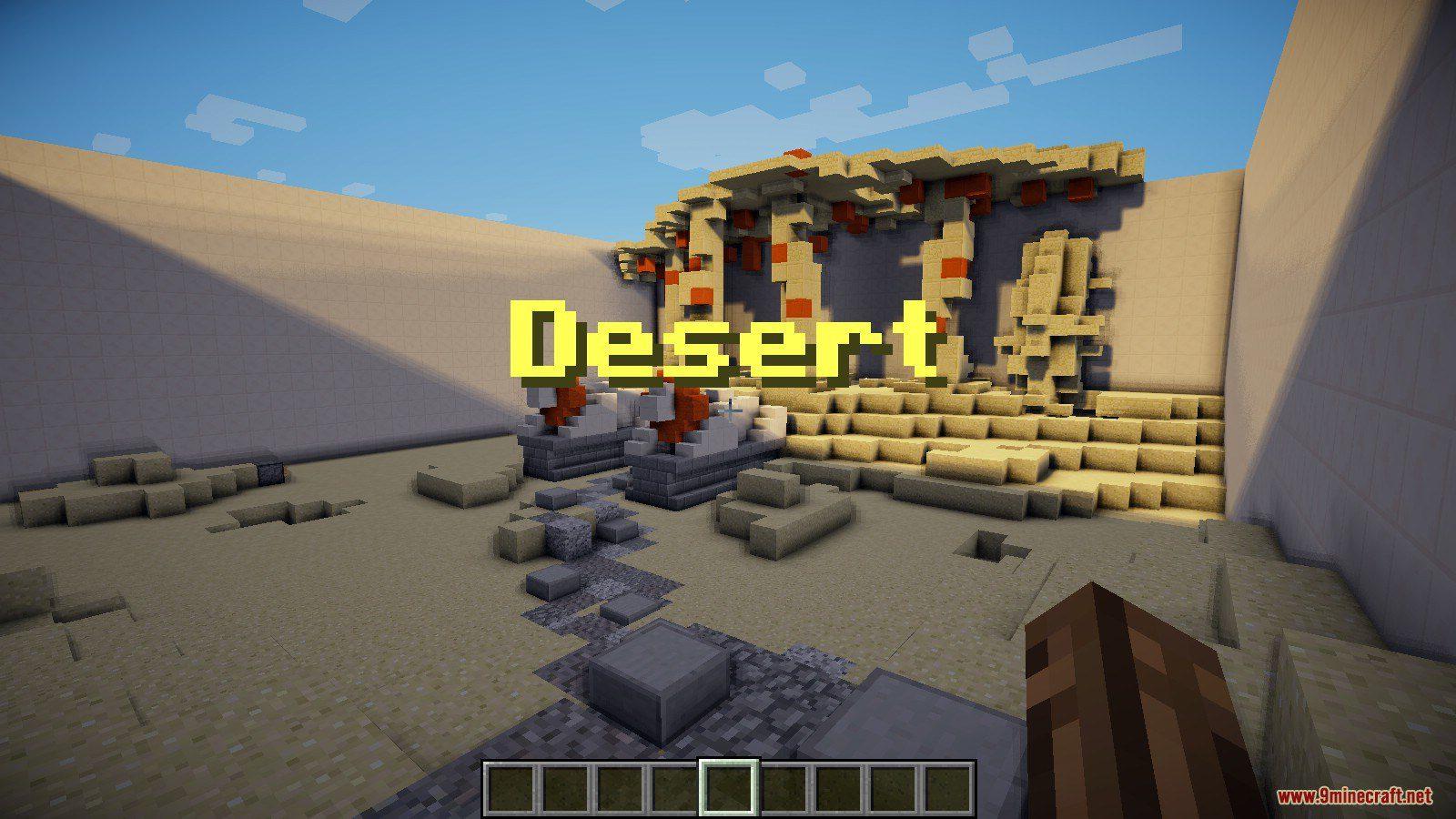 Golden Biomes Extreme Map Screenshots (7)