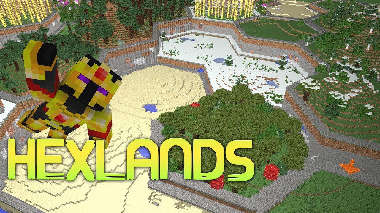 Hex Lands Mod Logo