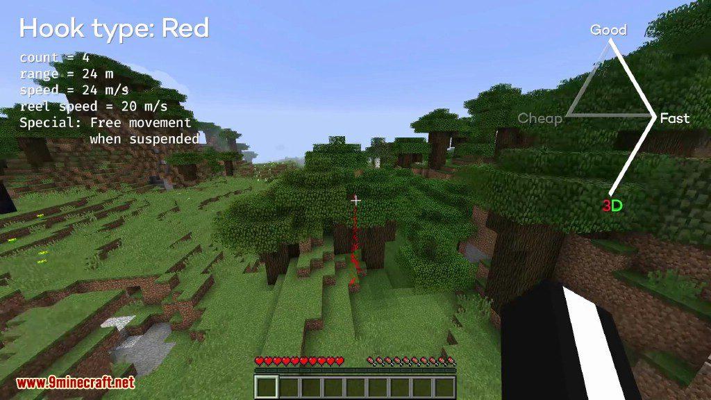 Hooked Mod Screenshots 14