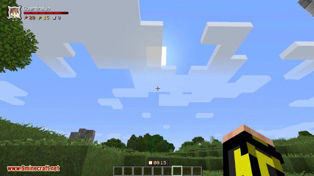 Ignite HUD Mod Screenshots 1