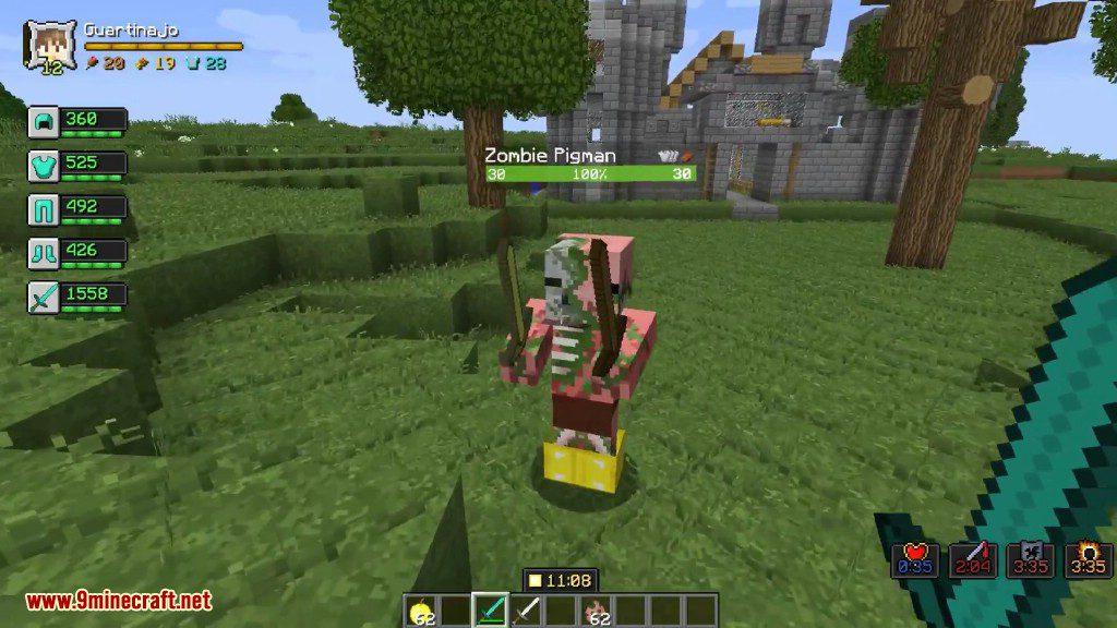 Ignite HUD Mod Screenshots 8