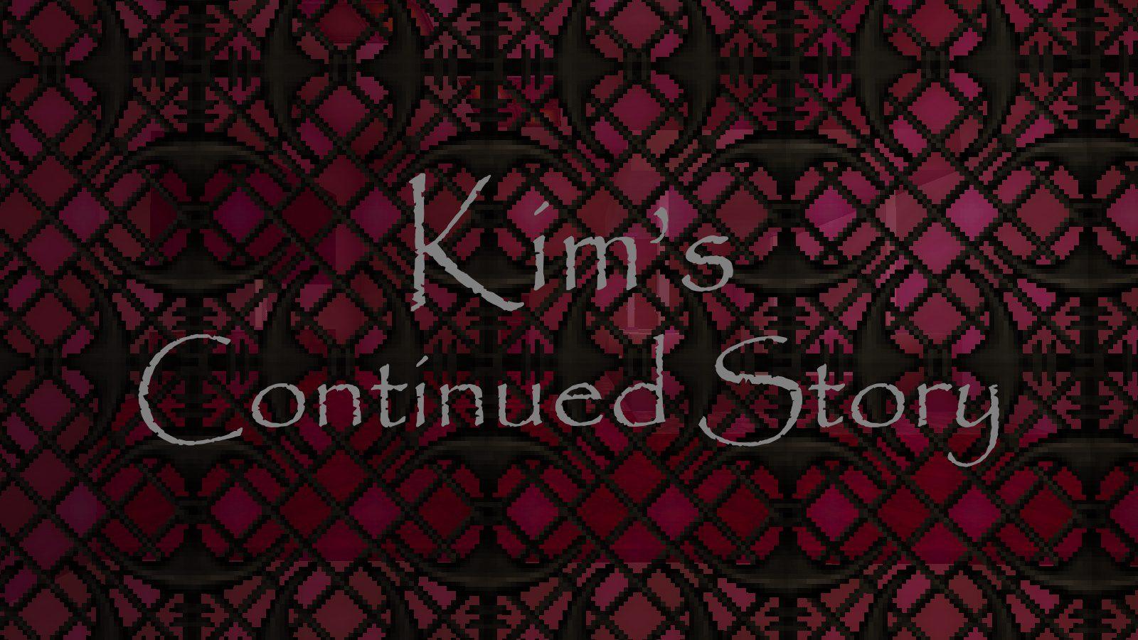 Kim's Continued Story Map Thumbnail