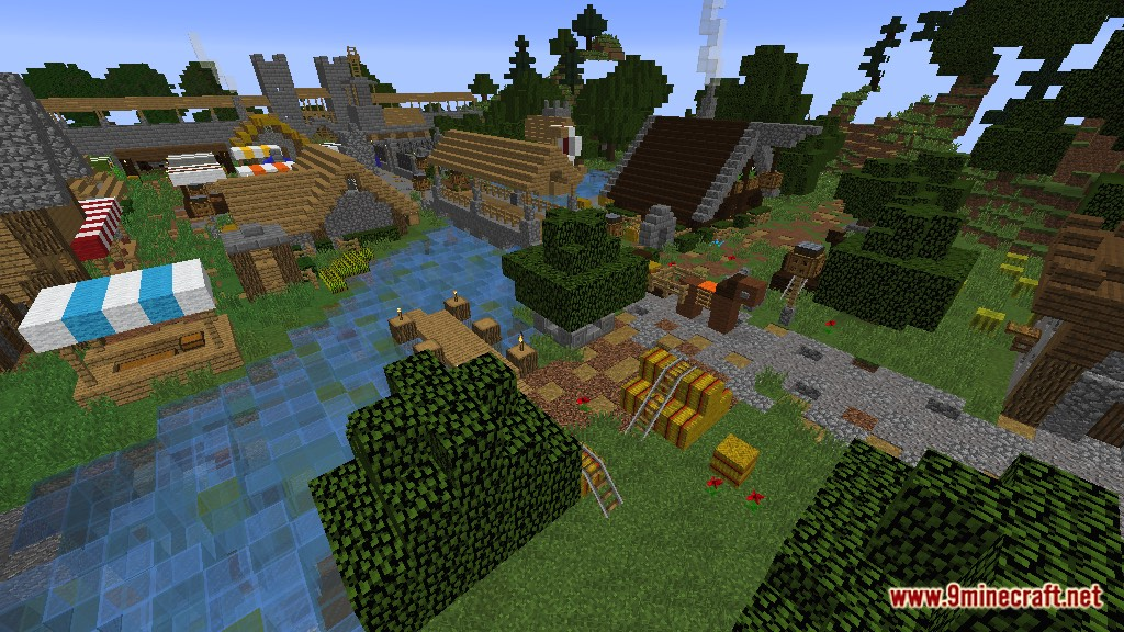 Levatonia Map Screenshots 5