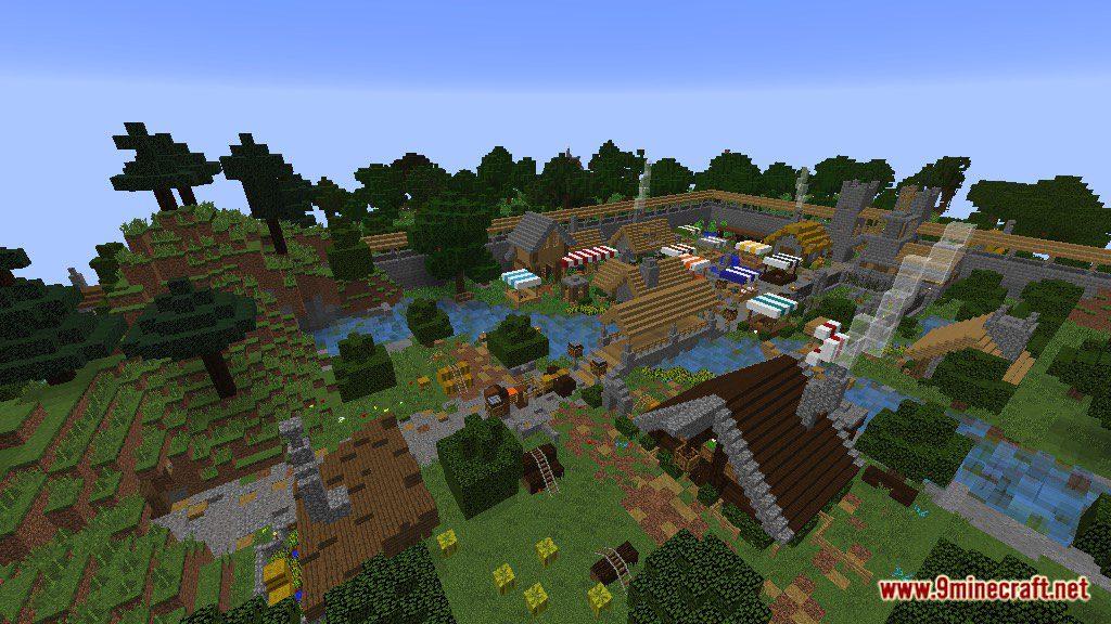 Levatonia Map Screenshots 7
