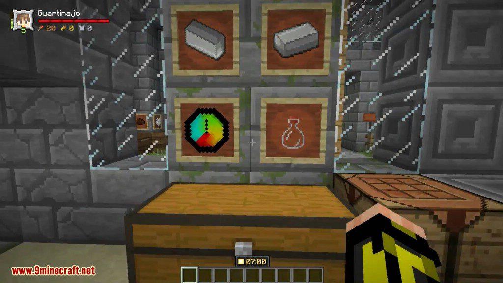 MineSafety Mod Screenshots 1