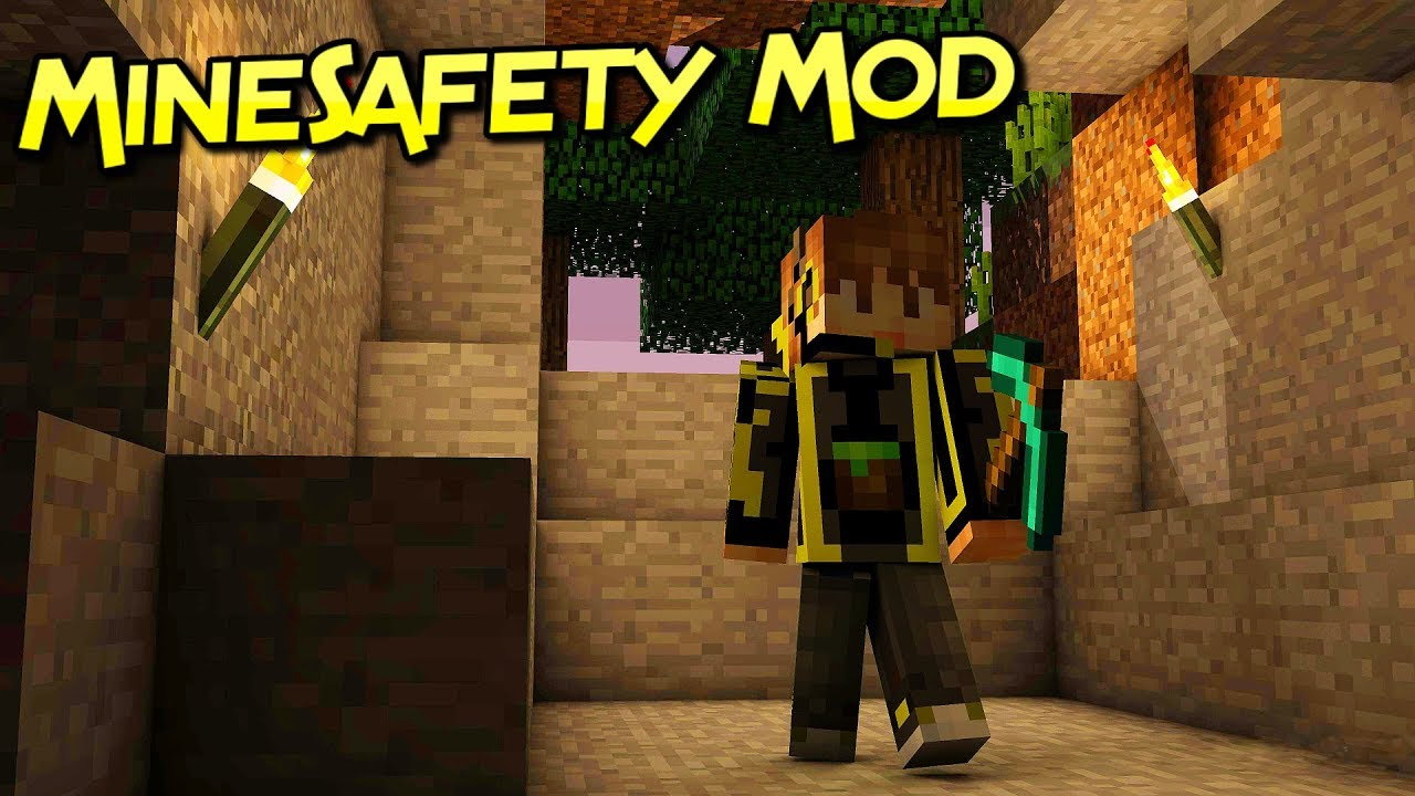 MineSafety Mod