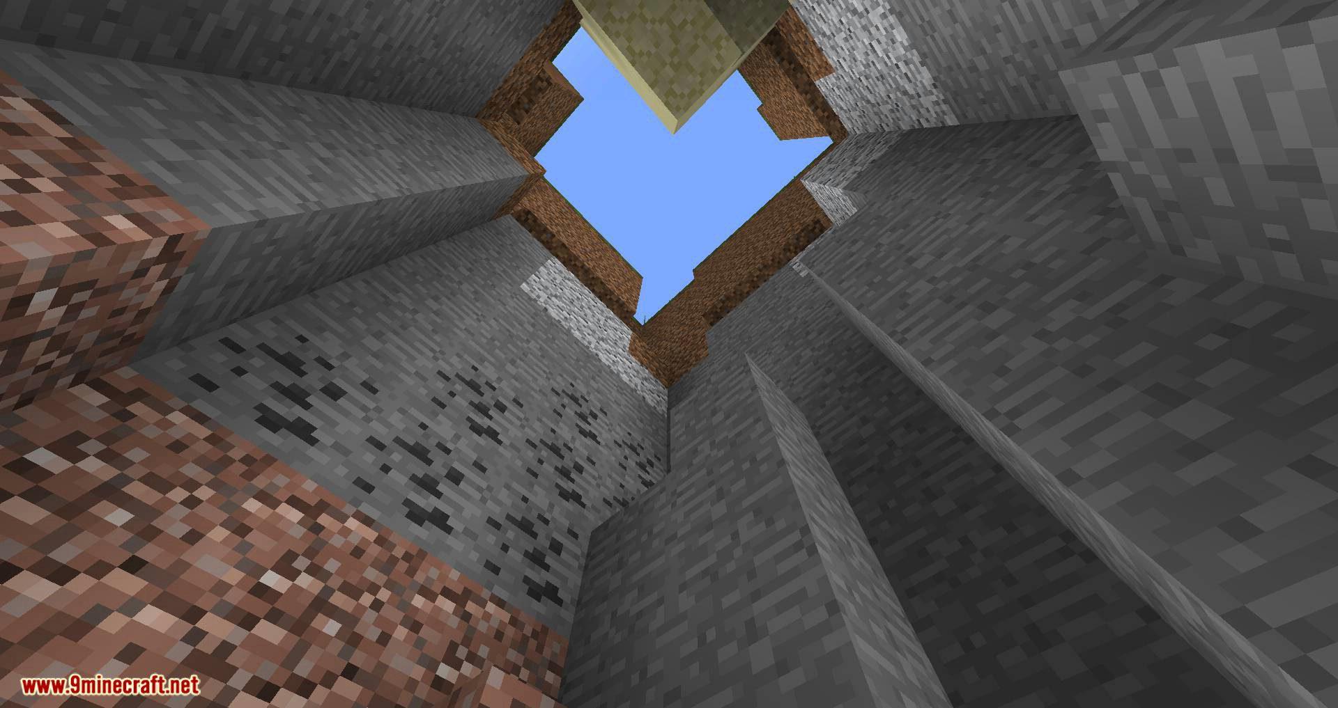 MineSafety mod for minecraft 01