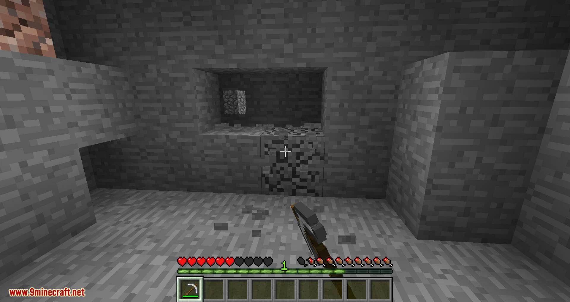 MineSafety mod for minecraft 03
