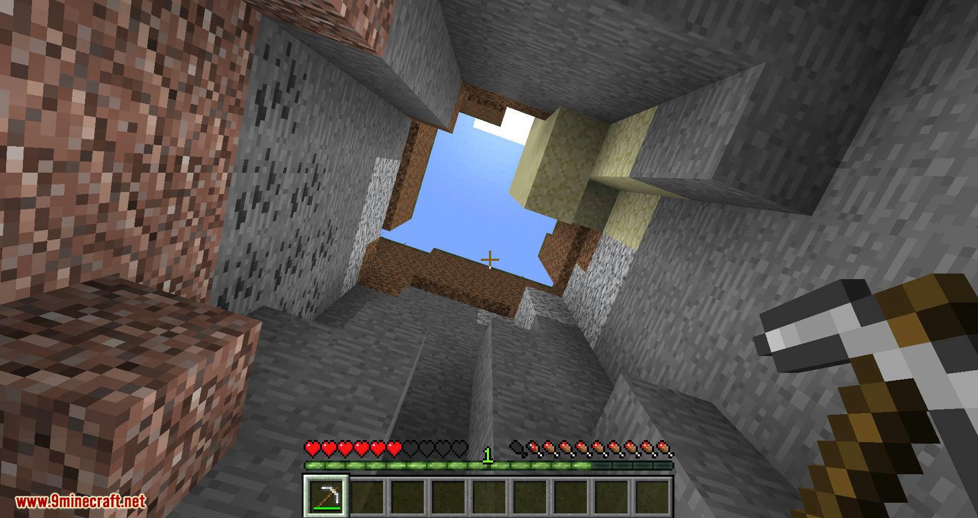 MineSafety mod for minecraft 04